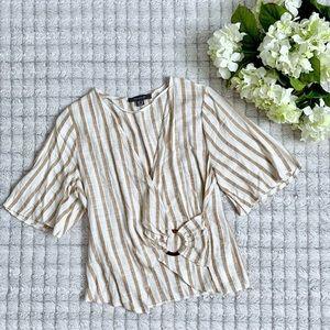 Primark Striped Blouse